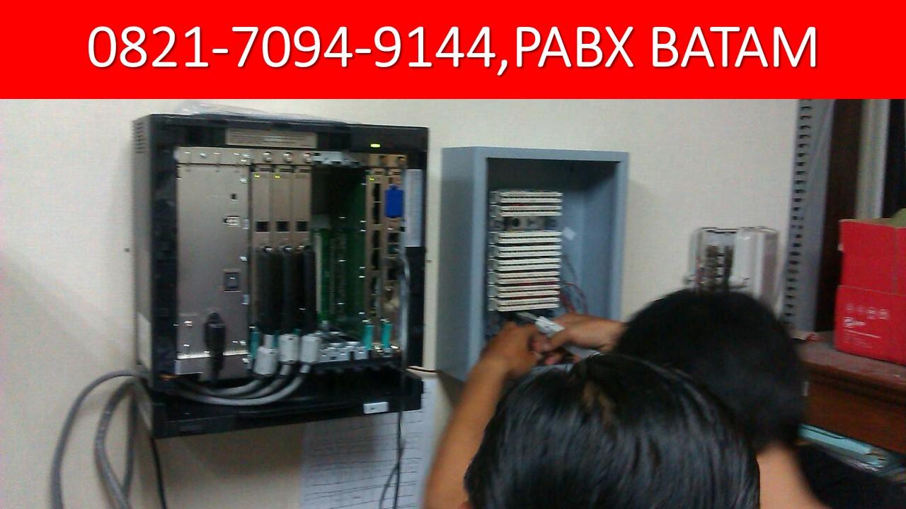 service pabx batam